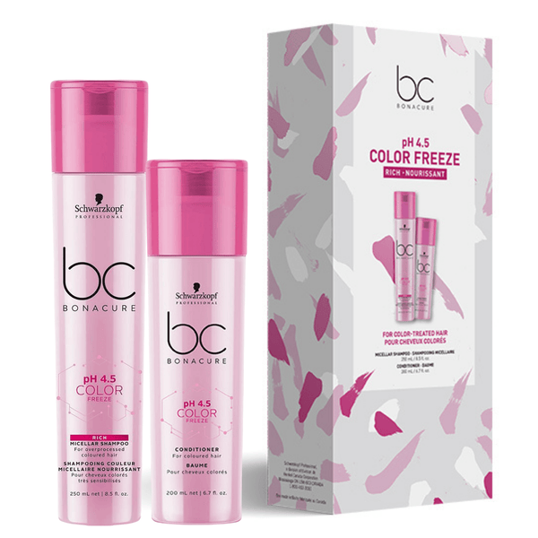 Schwarzkopf. Bonacure Duo des Fêtes Color Freeze Rich - Concept C. Shop