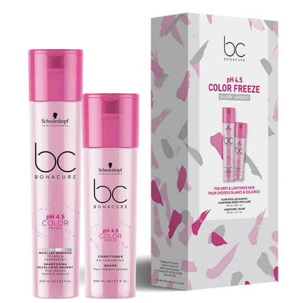Schwarzkopf. Bonacure Duo des Fêtes Color Freeze Silver - Concept C. Shop