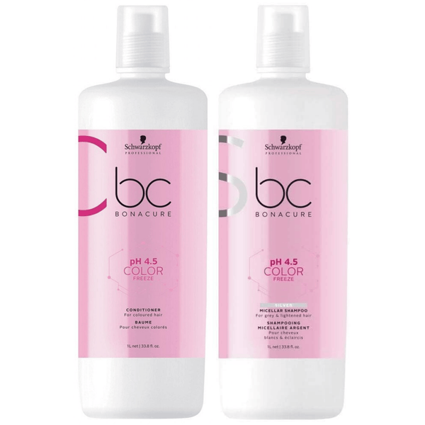 Schwarzkopf. Bonacure Duo Litres Color Freeze 4.5pH Silver - Concept C. Shop