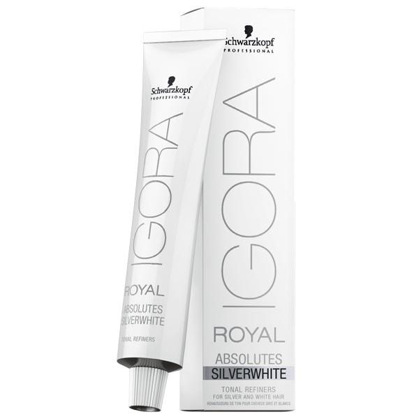 Schwarzkopf. Igora Royal Absolutes SilverWhite - 60ml - Concept C. Shop