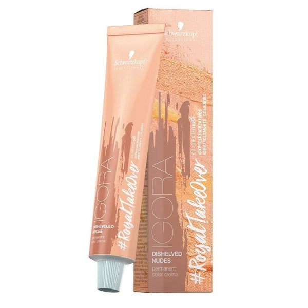 Schwarzkopf. Igora Royal Disheveled Nudes - 60ml - Concept C. Shop