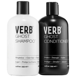 Verb. Duo Shampoing et Revitalisant Ghost - 355ml - Concept C. Shop