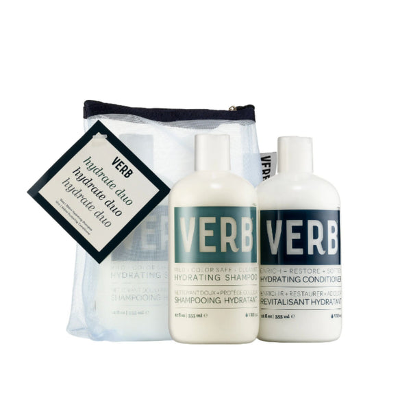 Verb. Duo Shampoing & Revitalisant Hydratant - 355ml - Concept C. Shop