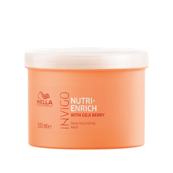 Wella. Invigo Nutri-Enrich Masque Nourrissant - 500ml - Concept C. Shop