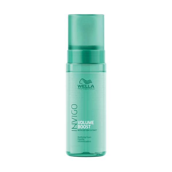 Wella. Invigo Volume Boost Mousse Volumisante - 150ml - Concept C. Shop