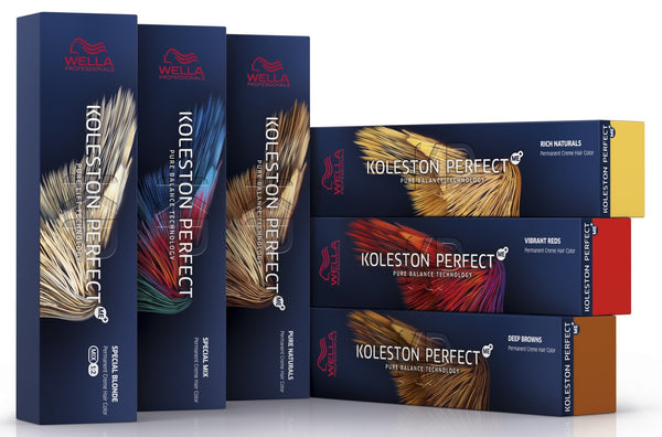 Wella. Koleston Perfect Vibrant Reds - 2oz - Concept C. Shop