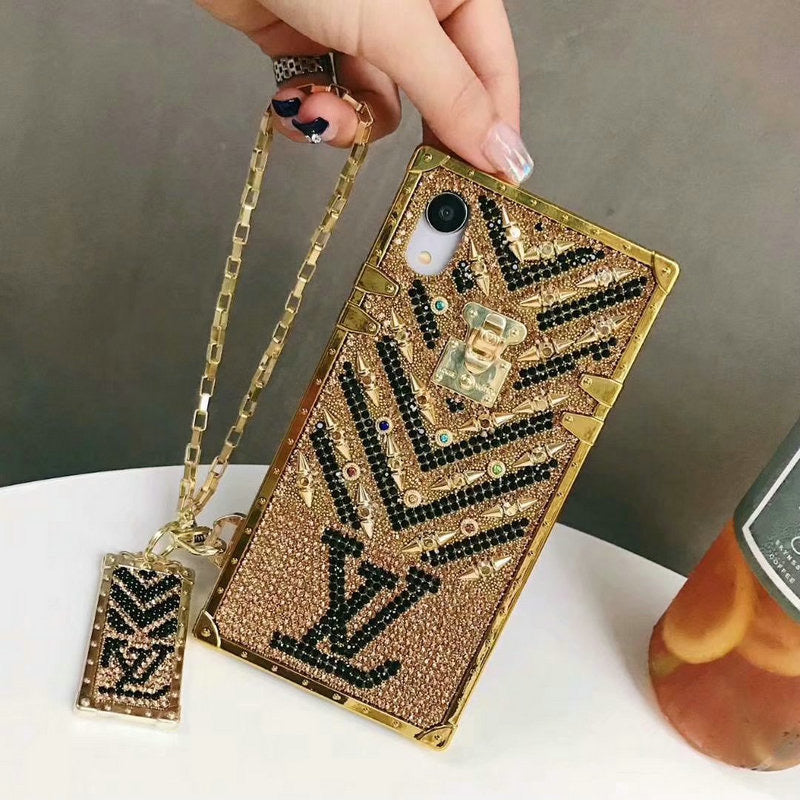 LV Bling Case