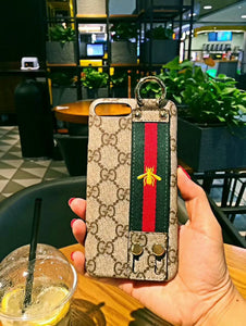 GG Monogram Strap Case