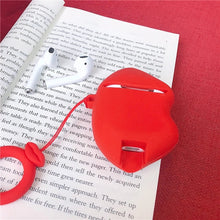 Red Lips AirPod Case