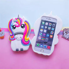 Standing Unicorn Phone Case