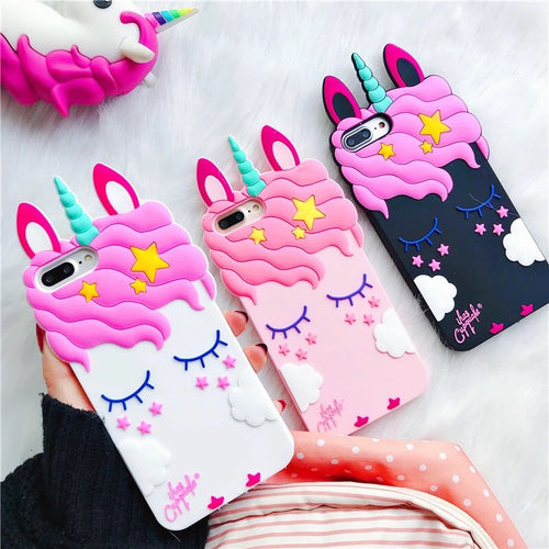 Sleeping Unicorn Case