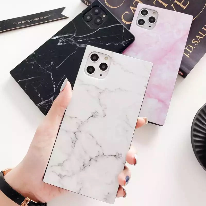 Square Marble Case