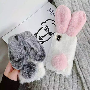 Two-Tone Bunny Case