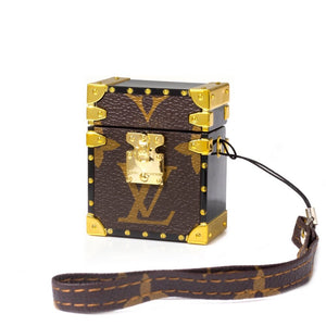 LV AirPod Trunk Case