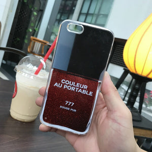 Beauty Products Case for iPhone