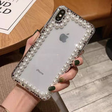 Pearls + Bling Case