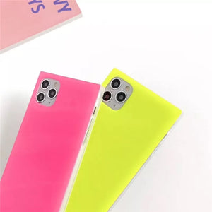 Fly Fluorescent Square Case