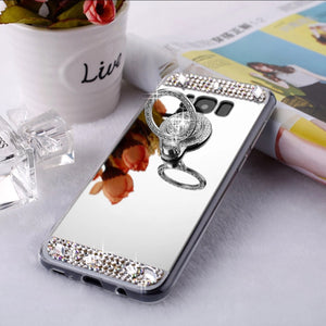 Bling Ring Case for Samsung