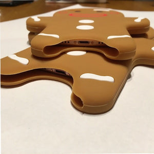 Gingerbread Man Case