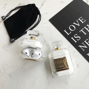 CC Perfume Bottle AirPod Case