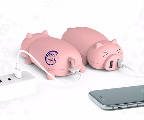 Pig Power Bank for Apple
