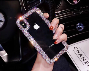 Luxury Bling Border Case