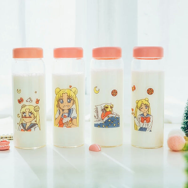 Sailor Moon Usagi Water Glass Cups PN0015