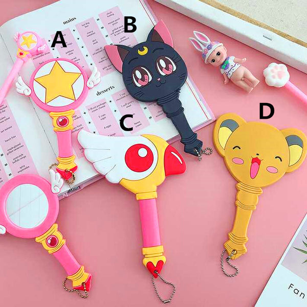Luna And Sakura Cardcaptor Mirror PN0544