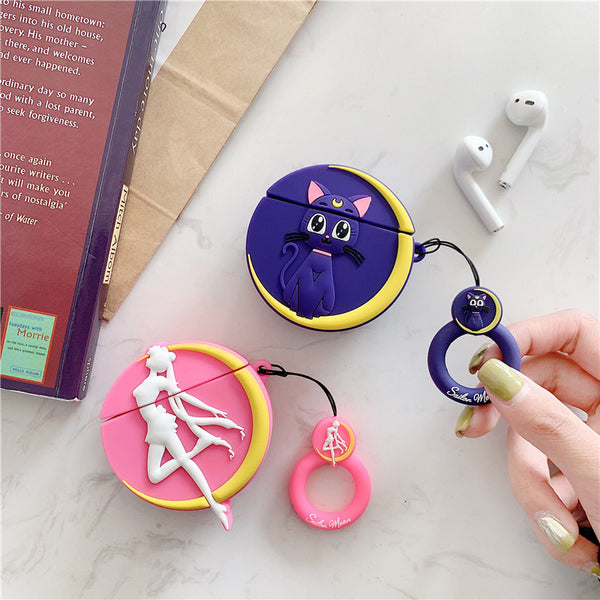 Sailormoon Airpods Case For Iphone PN1446