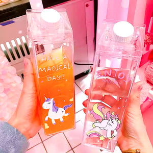 Kawaii Unicorn Water Cups PN0022
