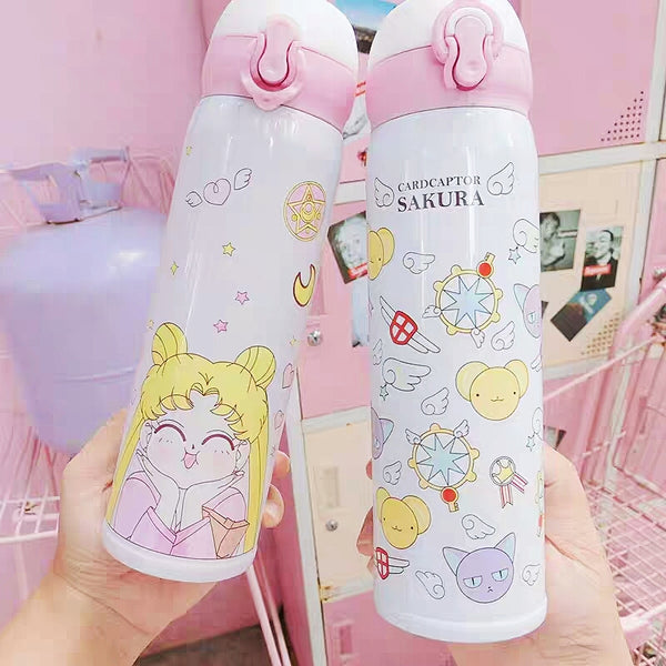 Kawaii Sailormoon Vacuum Cups PN0952
