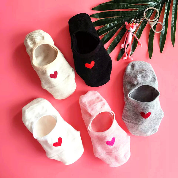 Lovely Heart Socks PN0929