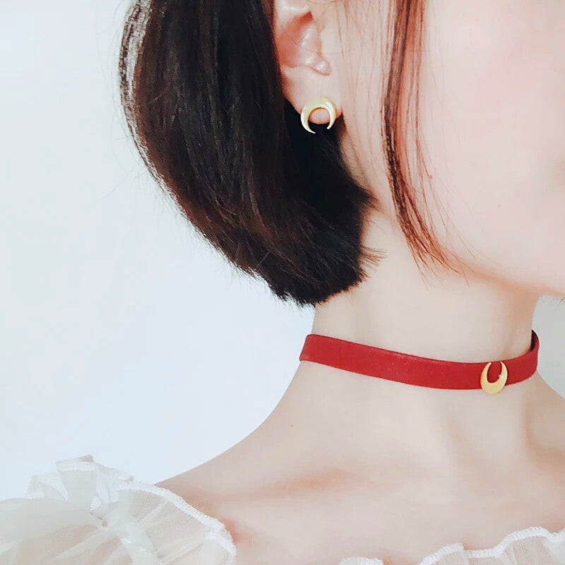 Sailor Moon Earring And Chokers PN0448