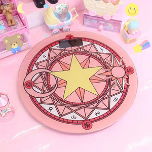 Cardcaptor Electronic Weight Scale PN2302