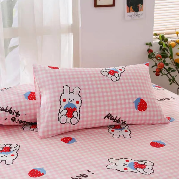 Cute Rabbit Bedding Set PN2298