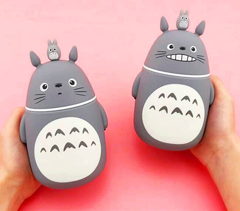 Cute Totoro Glass Water Cups PN0671