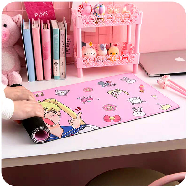 Sailormoon And Sakura Mouse Pad PN0873