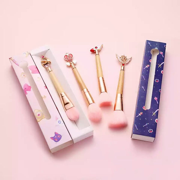 Sailor Moon And Cardcaptor Make Up Brush PN0146
