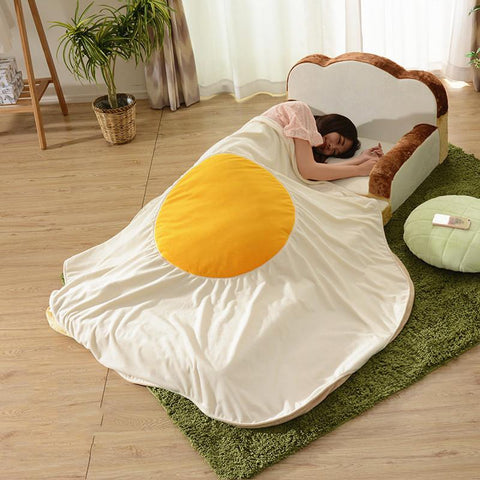 Cute Egg Blanket PN2707