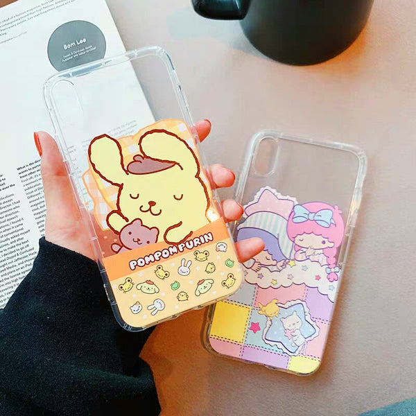 Cinnamon Dog Phone Case for iphone 6/6s/6plus/7/7plus/8/8P/X/Xs/XR/Xs Max/11/11pro/11pro max PN1028