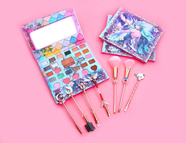 Sailormoon And Sakura Eyeshadow Compact PN0203