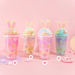 Kawaii Rabbit Ears Bottles PN3434