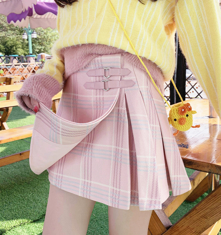 Fashion Girls Pleated Skirt PN3108