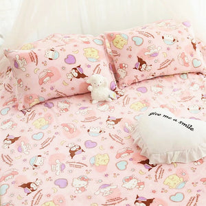 Cartoon Anime Blanket and Pillowcover  PN3671