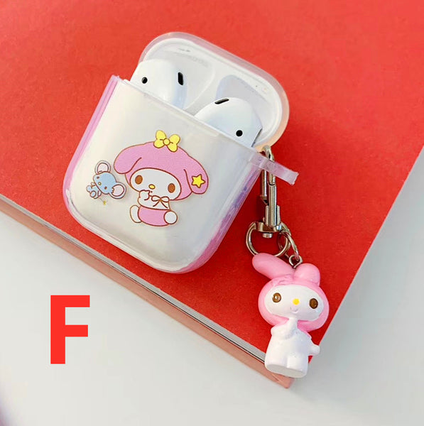 Cute My Melody Airpods Case For Iphone PN1864