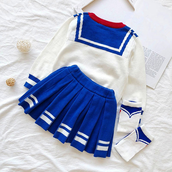 Sailormoon Baby Knitting Outfit PN0636