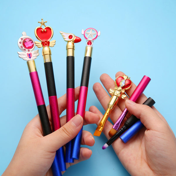Sailor Moon Multi-section Discoloration Makeup Brush PN0356