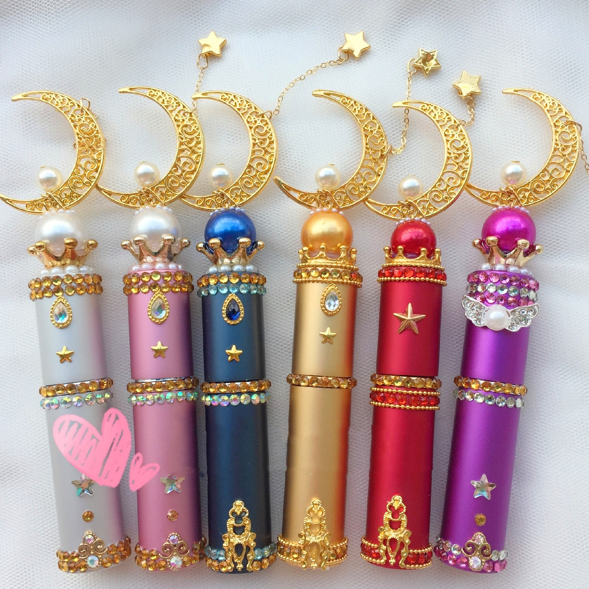 Sailor Moon Perfume Bottle PN0210