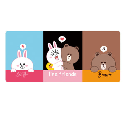 Brown Bear and Rabbit Mouse Pad PN0831