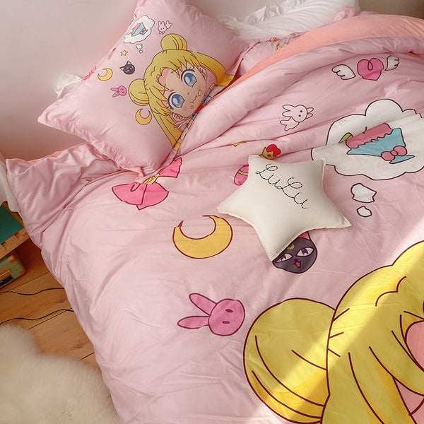 Cute Usagi Bedding Set PN2265